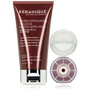 Keranique Micro-Exfoliating Revitalizing Mask